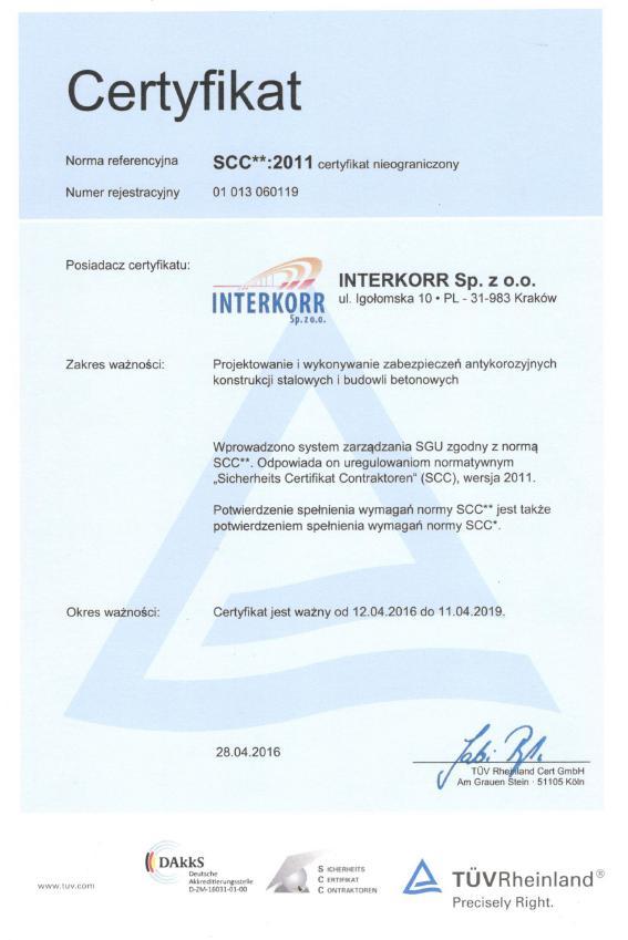 certyfikat-scc